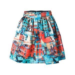 32331443ddfc Alice + Olivia Skirts - ALICE + OLIVIA venetian print Butterfly skirt